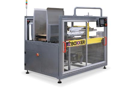 Boxxer Tray Packing Machine