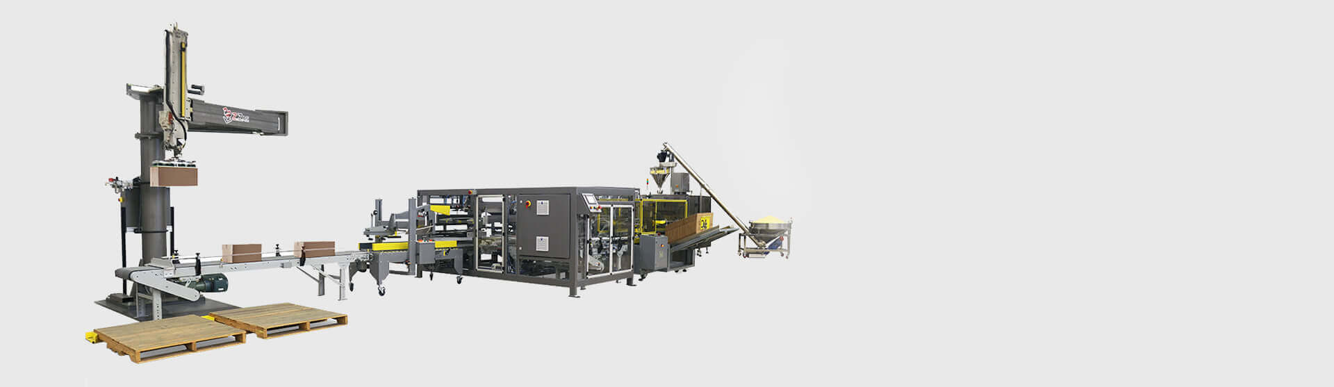 The Paxiom Group automated packaging machinery solution provider